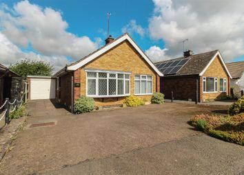 Thumbnail 3 bed detached bungalow for sale in Girvan Grove, Cubbington, Leamington Spa