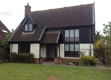 Thumbnail 3 bed detached house to rent in Fir Tree Close, Weybread