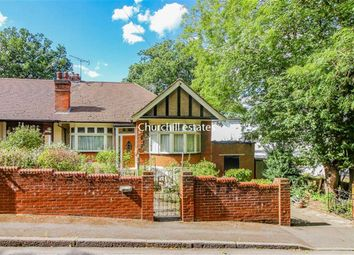 Thumbnail 2 bed bungalow for sale in Knighton Close, Woodford Green