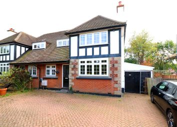 Thumbnail 3 bed semi-detached house for sale in Gallows Hill Lane, Abbots Langley