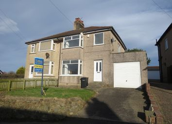 3 bed semi-detached house for sale in Sneckyeat Road, Whitehaven, Cumbria CA28