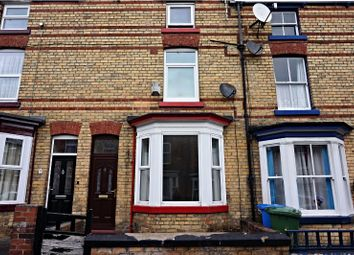 Thumbnail 3 bed terraced house for sale in Murchison Street, Scarborough