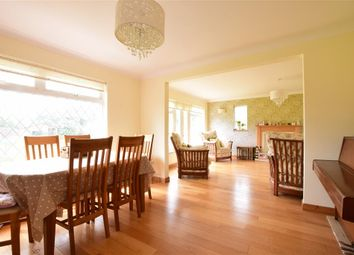 Thumbnail 5 bedroom detached house for sale in Amberley Drive, Goring-By-Sea, Worthing, West Sussex