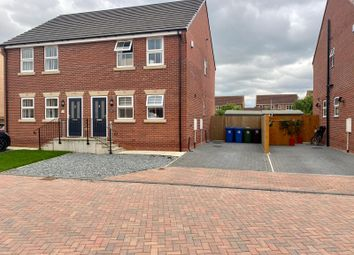 Thumbnail 3 bed semi-detached house for sale in Earl Street, Goole