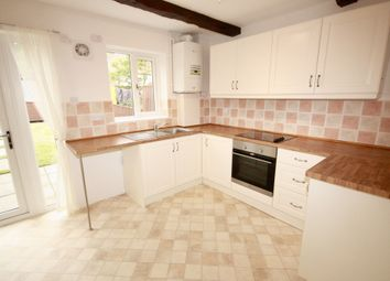 Thumbnail 2 bed terraced house to rent in Highfield Terrace, Glentham, Market Rasen