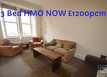 Thumbnail 3 bed flat to rent in Gorgie Road, Edinburgh, Midlothian