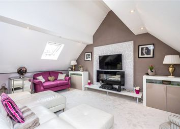 Thumbnail 2 bed flat for sale in Overton Road, Sutton, Surrey