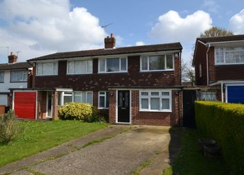 Thumbnail 3 bedroom semi-detached house for sale in Norton Grove, Walderslade, Chatham