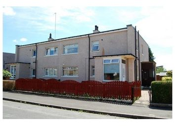Thumbnail 3 bed flat to rent in Southfield Crescent, Glasgow