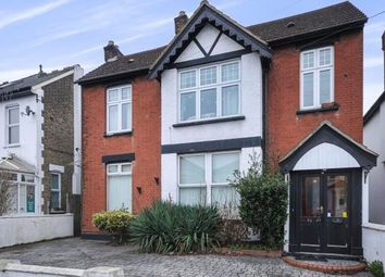 Thumbnail 3 bed flat for sale in Chelsham Road, South Croydon, .