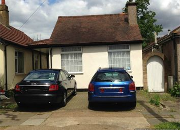 Thumbnail 2 bed detached bungalow to rent in Rugby Avenue, Wembley, Greater London