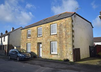 Thumbnail 3 bed flat for sale in The Cross, St. Newlyn East, Newquay