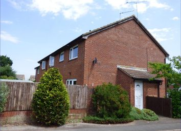 Thumbnail 1 bed terraced house to rent in Rufus Gardens, West Totton