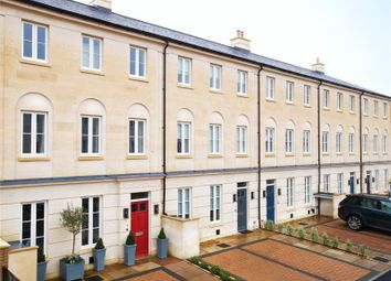 Thumbnail 4 bed terraced house for sale in House 66, Holburne Park, Warminster Road, Bath