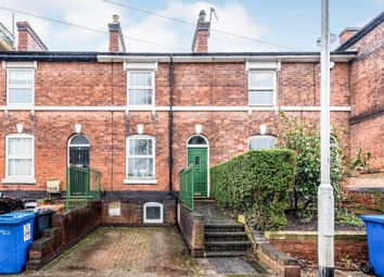2 bed terraced house for sale in Birmingham Road, Lichfield WS13