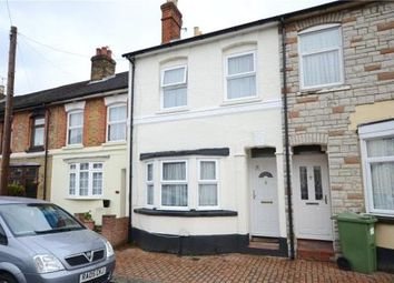 Thumbnail 3 bed terraced house for sale in Gordon Road, Aldershot, Hampshire