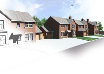 Thumbnail 4 bed detached house for sale in Plot 3, Former St Barthomomews Day Hospital, Station Road, Roby