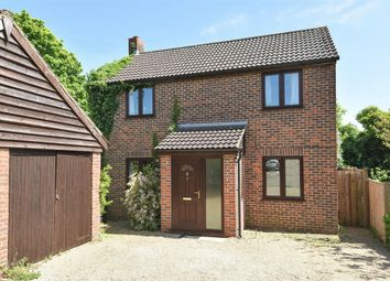 Thumbnail 3 bed detached house for sale in Lark Hill Rise, Winchester