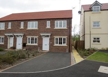 Thumbnail 2 bed end terrace house to rent in Dairy Way, Malton