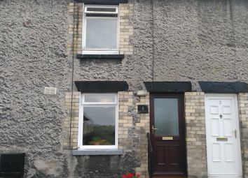 Thumbnail 2 bed terraced house to rent in Frondeg Terrace, Corwen