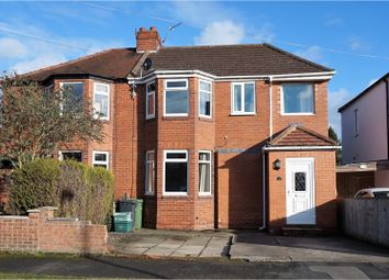 Thumbnail 4 bedroom semi-detached house for sale in Albion Avenue, York