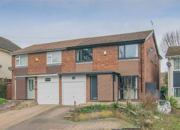 Thumbnail 5 bed semi-detached house for sale in Dig Dag Hill, Cheshunt, Waltham Cross