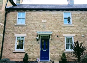 Thumbnail 4 bed terraced house to rent in Palmerston Way, Fairfield, Hitchin
