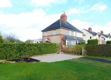 Thumbnail 2 bed semi-detached house for sale in New Road, Hixon, Stafford