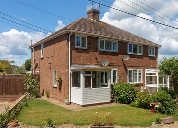 Thumbnail 3 bed semi-detached house for sale in Sarsens, Iffin Lane, Canterbury