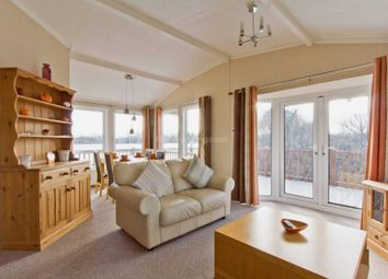Thumbnail 2 bed lodge for sale in Vinnetrow Road, Runcton, Chichester