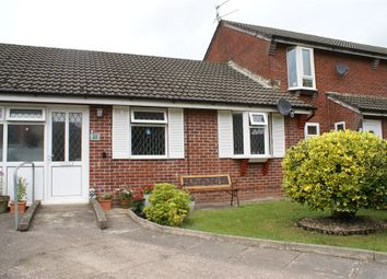Thumbnail 2 bed semi-detached bungalow for sale in Pavaland Close, St. Mellons, Cardiff