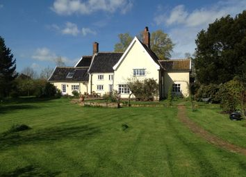 Thumbnail 5 bed farmhouse for sale in Henham Green Farm, Henham, Nr. Southwold