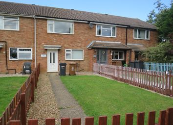 Thumbnail 3 bed terraced house for sale in Swift Close, Melton Mowbray