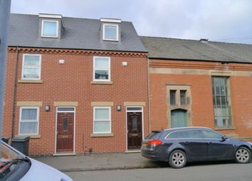 Thumbnail 3 bed town house to rent in Stanhope Street, Long Eaton, Nottingham