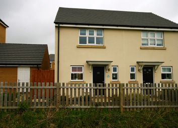 Thumbnail 2 bedroom semi-detached house for sale in Broad Croft, Charlton Hayes, Bristol