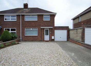 Thumbnail Semi-detached house for sale in Queens Drive, Swindon