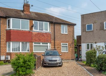 Thumbnail 2 bed flat for sale in Deer Park Gardens, Mitcham