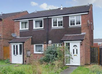 3 bed semi-detached house for sale in Trajan Walk, Andover SP10