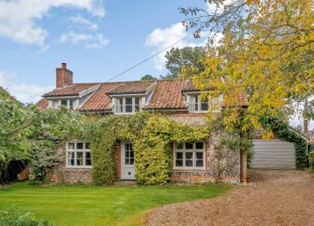 Thumbnail 4 bed property for sale in The Street, Bessingham, Norwich