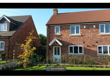 Thumbnail 3 bed semi-detached house to rent in Quantock Gardens, Grimsby