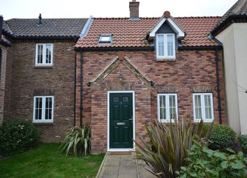 2 bed terraced house for sale in Green Close, Moor Road, Filey YO14