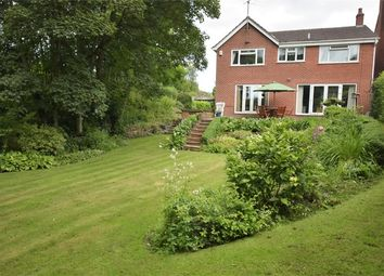 Thumbnail 4 bed detached house for sale in New Road, Heage, Belper, Derbyshire