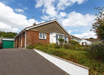 Thumbnail 3 bed semi-detached bungalow for sale in Long Meadows, Crediton