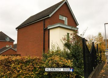 Thumbnail 4 bedroom semi-detached house for sale in Alderley Rise, Stoke-On-Trent