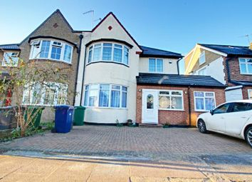 Thumbnail 4 bedroom semi-detached house to rent in Hervey Close, Finchley, London