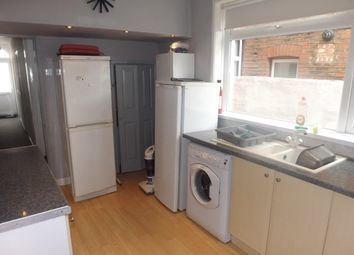 Thumbnail 4 bed flat to rent in Eton Road, Southsea