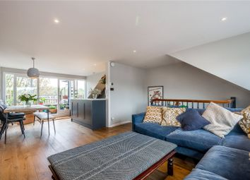 Thumbnail 3 bed maisonette for sale in Carlingford Road, Hampstead, London
