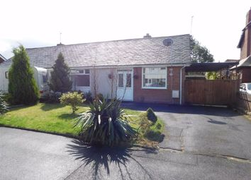 Thumbnail 2 bed semi-detached bungalow for sale in Oakland Avenue, Offerton, Stockport