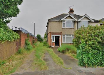 Thumbnail 2 bed semi-detached house to rent in Regents Park Road, Southampton