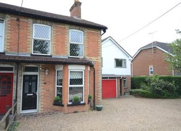 Thumbnail 3 bedroom semi-detached house for sale in Oxenden Road, Tongham, Farnham